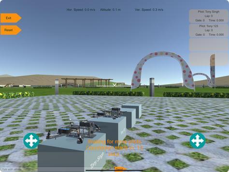 Drone Racing FX Simulator - Multiplayer screenshot 8