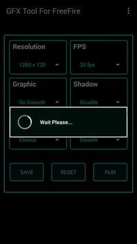 Fire GFX Tool : FPS Booster Free ( Lag Fixer ) تصوير الشاشة 5