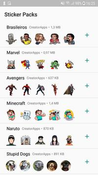 WAStickerApps - Stickers for Whatsapp poster