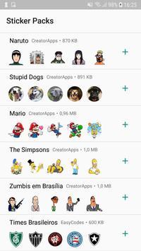 WAStickerApps - Stickers for Whatsapp screenshot 1