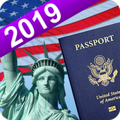 US Citizenship Test 2019 Audio icône