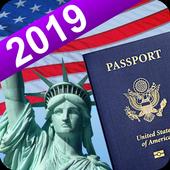 US Citizenship Test 2019 Audio आइकन