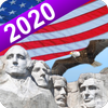 US Citizenship Test App 2020 アイコン