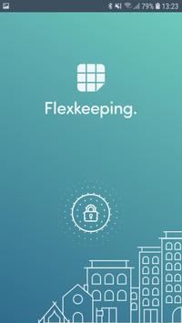 Flexkeeping Launcher poster