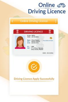 Online Driving Licence All Services 2019 screenshot 3