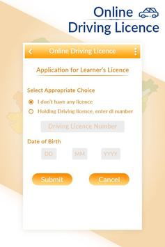Online Driving Licence All Services 2019 screenshot 2