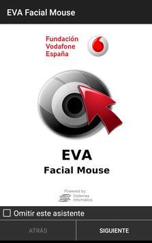 EVA Facial Mouse الملصق