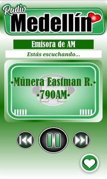 Radio y Emisoras de Medellín Colombia screenshot 5