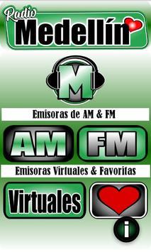 Radio y Emisoras de Medellín Colombia screenshot 1