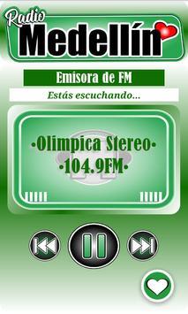 Radio y Emisoras de Medellín Colombia screenshot 2