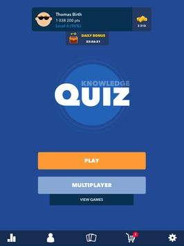 General Knowledge Quiz screenshot 8