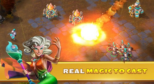 Clash of Legions - rise your art of war in top RTS screenshot 3