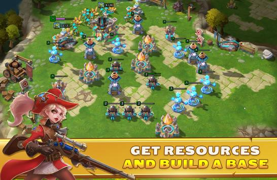 Clash of Legions - rise your art of war in top RTS screenshot 16