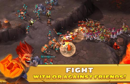 Clash of Legions - rise your art of war in top RTS screenshot 19