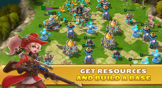 Clash of Legions - rise your art of war in top RTS screenshot 2