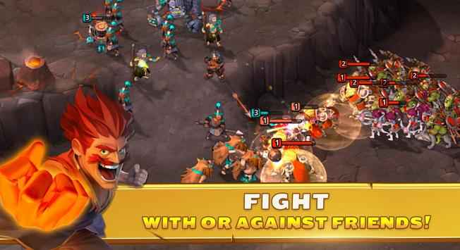 Clash of Legions - rise your art of war in top RTS screenshot 5