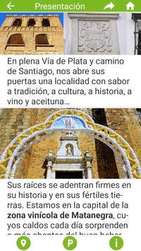 Puebla de Sancho Pérez screenshot 1
