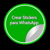 Crear Stickers para Wasap icon