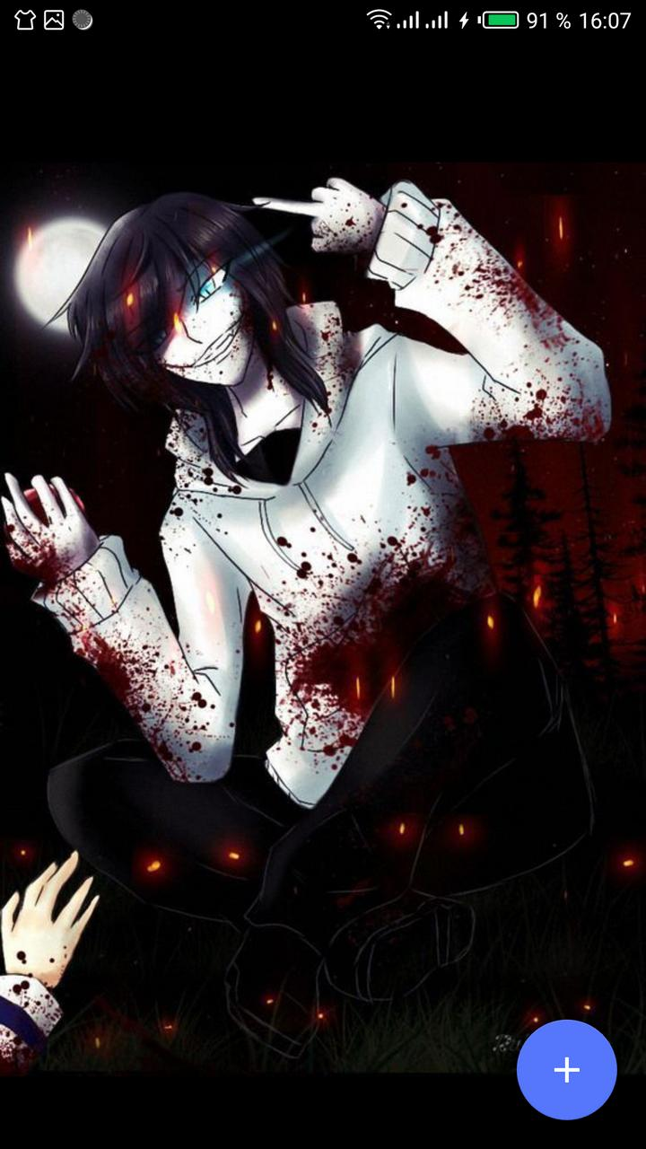 Wallpaper Hd Creepypasta Jeff The Killer For Android Apk Download
