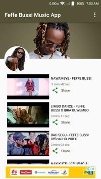 Feffe Bussi Music App poster