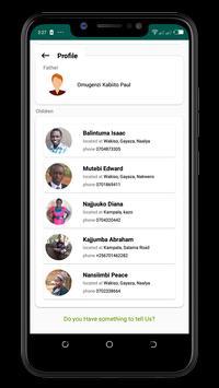 Guwatuude Family App screenshot 2