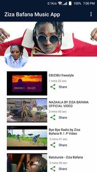 Ziza Bafana Music App poster
