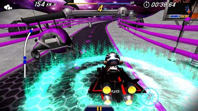 Monkey Racing Free تصوير الشاشة 3