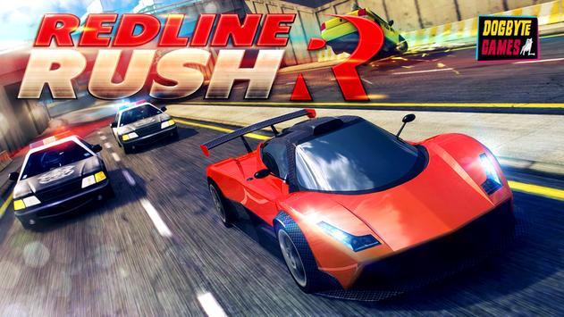 Redline Rush poster