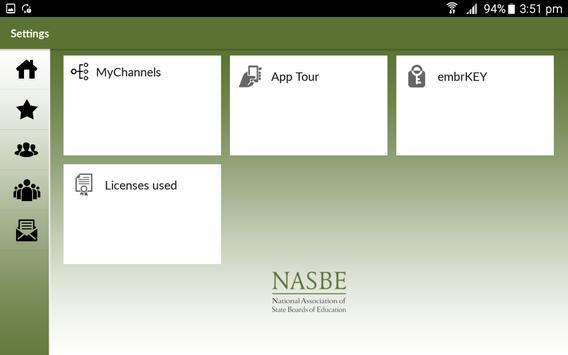 NASBE screenshot 9