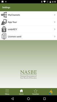 NASBE poster