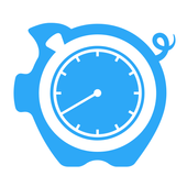 HoursTracker: Time tracking for hourly work 아이콘