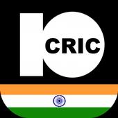 10СRΙС – Αll Ѕports, Cricket & Results icon