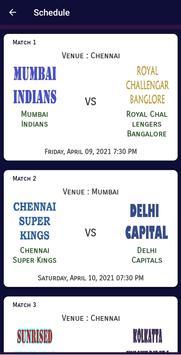 IPL 2021 screenshot 3