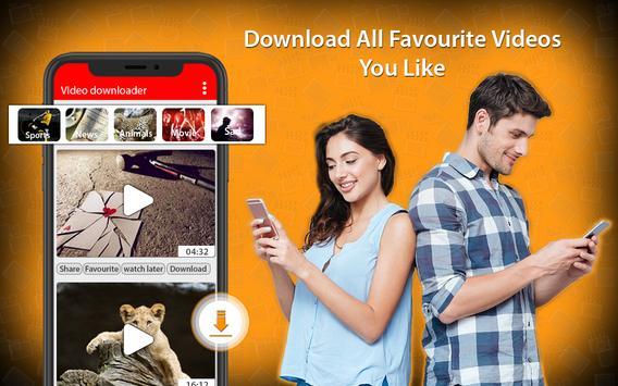 HD Video Downloader – All Free Video Downloader screenshot 5