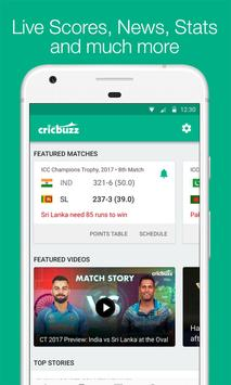 Cricbuzz poster