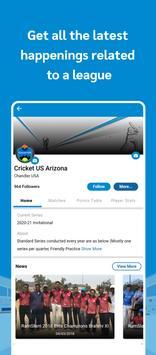 Cricclubs Mobile screenshot 5