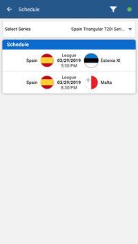 Cricket España screenshot 3