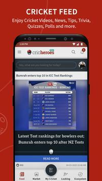Cricket Scoring App | Live Score - CricHeroes screenshot 3