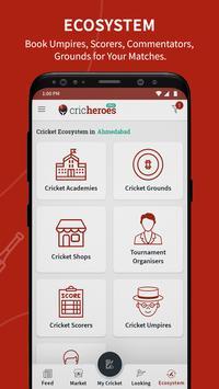 Cricket Scoring App | Live Score - CricHeroes screenshot 7