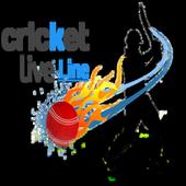 Cricket: Live Line & Fastest Live Score icon