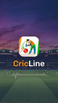 CricLine poster