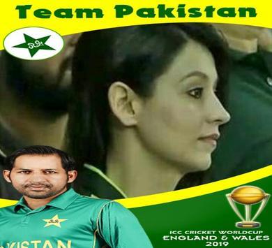 2019 Cricket World Cup Photo Frame screenshot 3