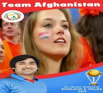 2019 Cricket World Cup Photo Frame screenshot 2