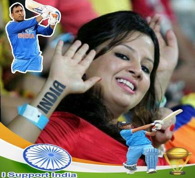 2019 Cricket World Cup Photo Frame screenshot 4
