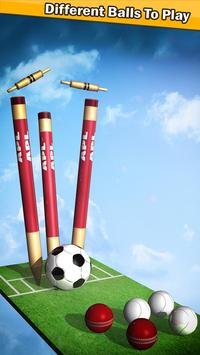 Top Cricket Ball Slope Game screenshot 1