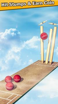 Top Cricket Ball Slope Game screenshot 2