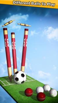 Top Cricket Ball Slope Game screenshot 7