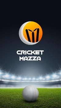 Cricket Mazza poster