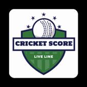 Cricket Score Live Line icon