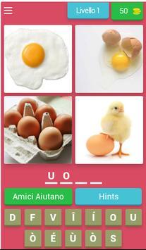 4 Immagini 1 Parola screenshot 1